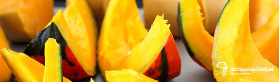 Ako urobiť naj tekvicové pyré (nielen) do dezertov