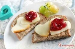 Bleskové zapekané chlebíky