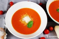 Poctivá paradajková polievka