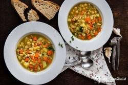 Hŕstková polievka