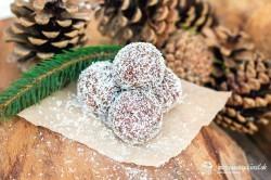 Babkine kokosové guľky