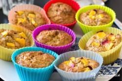 Mrkvovo-jablkové muffiny bez cukru