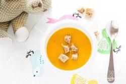 Cícerovo-batátová polievka