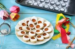 Mandľové linecké vajíčka