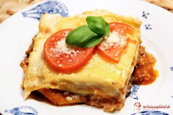 Najlepšie lasagne