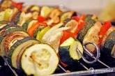 Zeleninovo-kuracie špízy