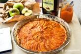 Francúzsky jablkový koláč