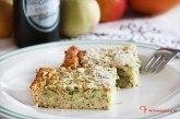 Cukinovo-syrový koláč
