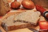 Domáci špaldový chlebík
