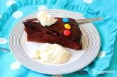 Hrnčekový čokoládový koláč