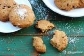 Kokosové cookies s čokoládou