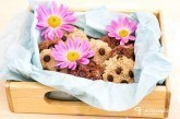 Cícerové cookies bez lepku a laktózy