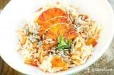 Zelerový šalát s pomarančom