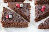 Cuketový perník s čokoládou
