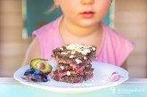 Slivkovo-makový koláč bez lepku a mlieka